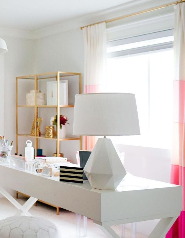 Gold and Pink Ideas