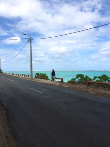 Bike ride Around the Island