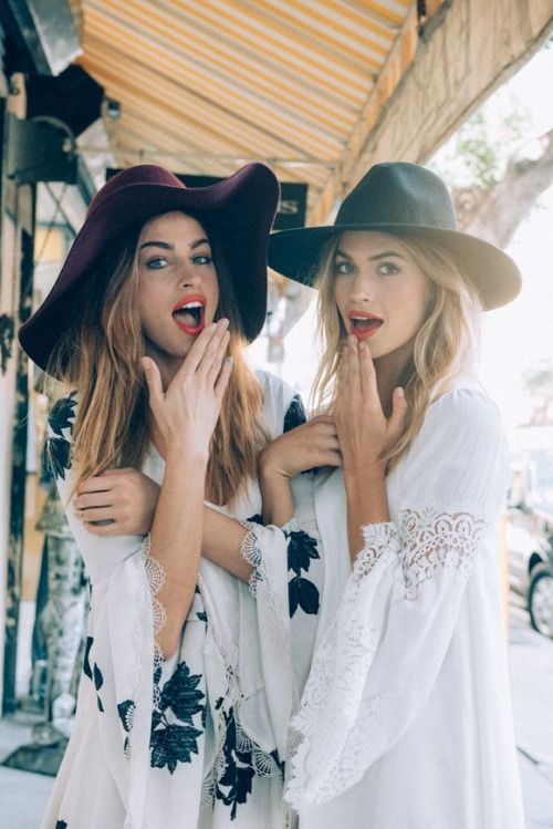 Fashion and Hats
