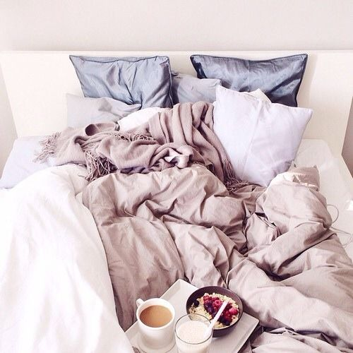 Bed and comfort