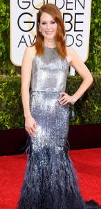 Golden Globe Fashion